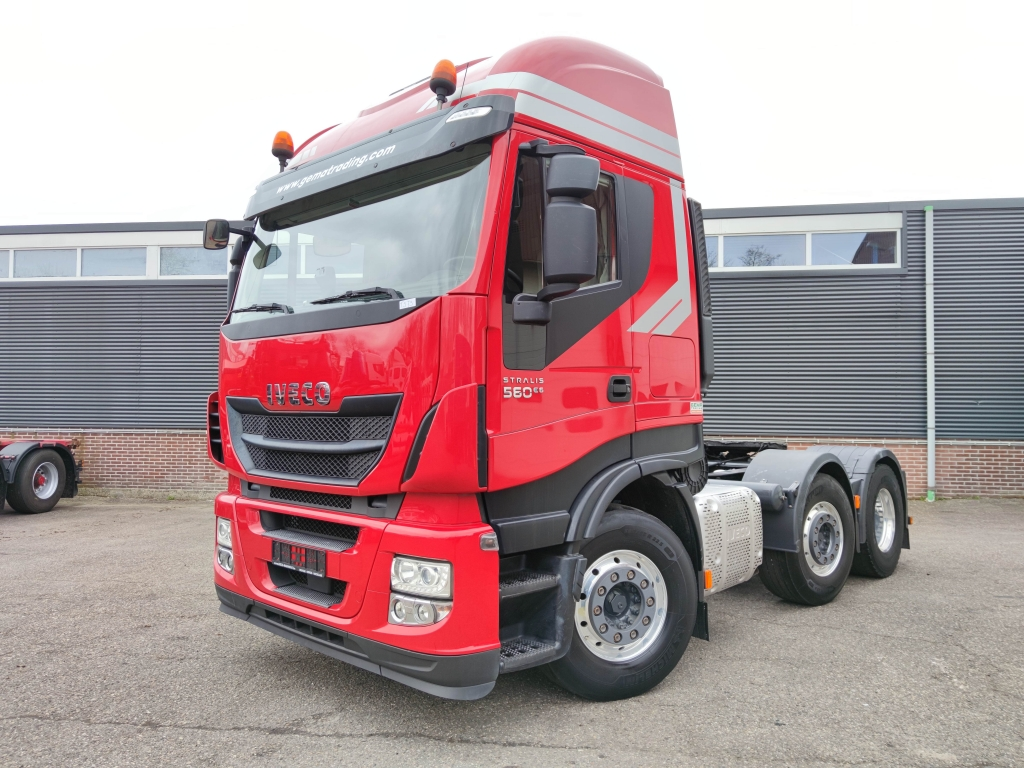 Iveco Stralis AS440S56TXP 6x2/4 Euro 6 - Intarder - Alcoa's - TOP!