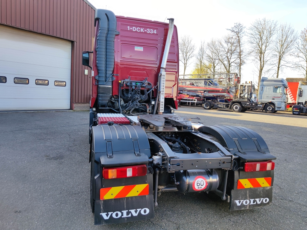 Volvo FH460 Globetrotter 4x2 Euro 5 - PTO - TipperHydraulics - 580.000km! - TOP!