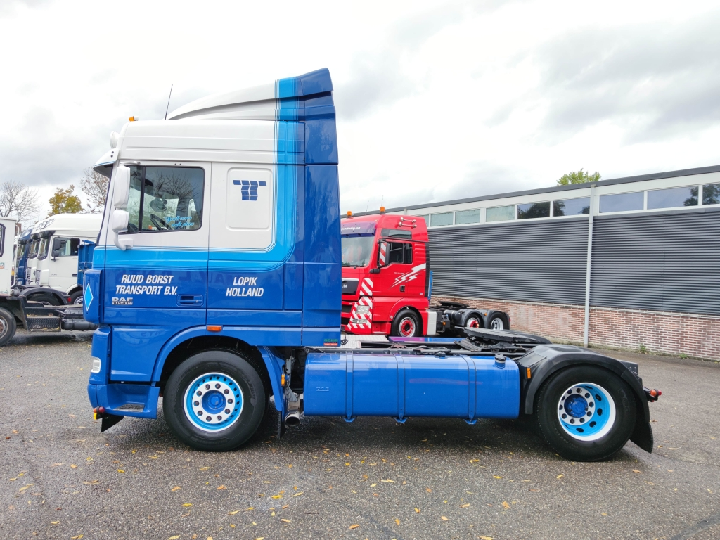 DAF FT XF105-410 4x2 SpaceCab Euro5 - Manual Gearbox - Special interior - TOP-Condition