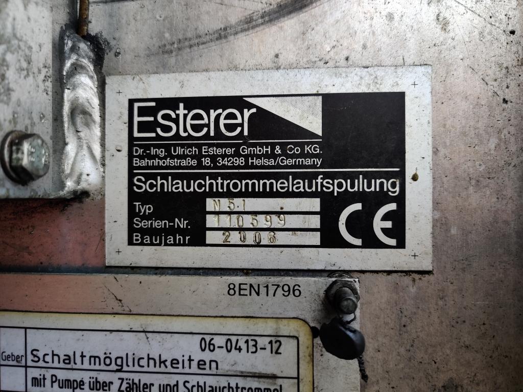 Mercedes-Benz Actros 1836 4x2 Euro3 - 14460L Tank - Pump 750 L/min - ADR