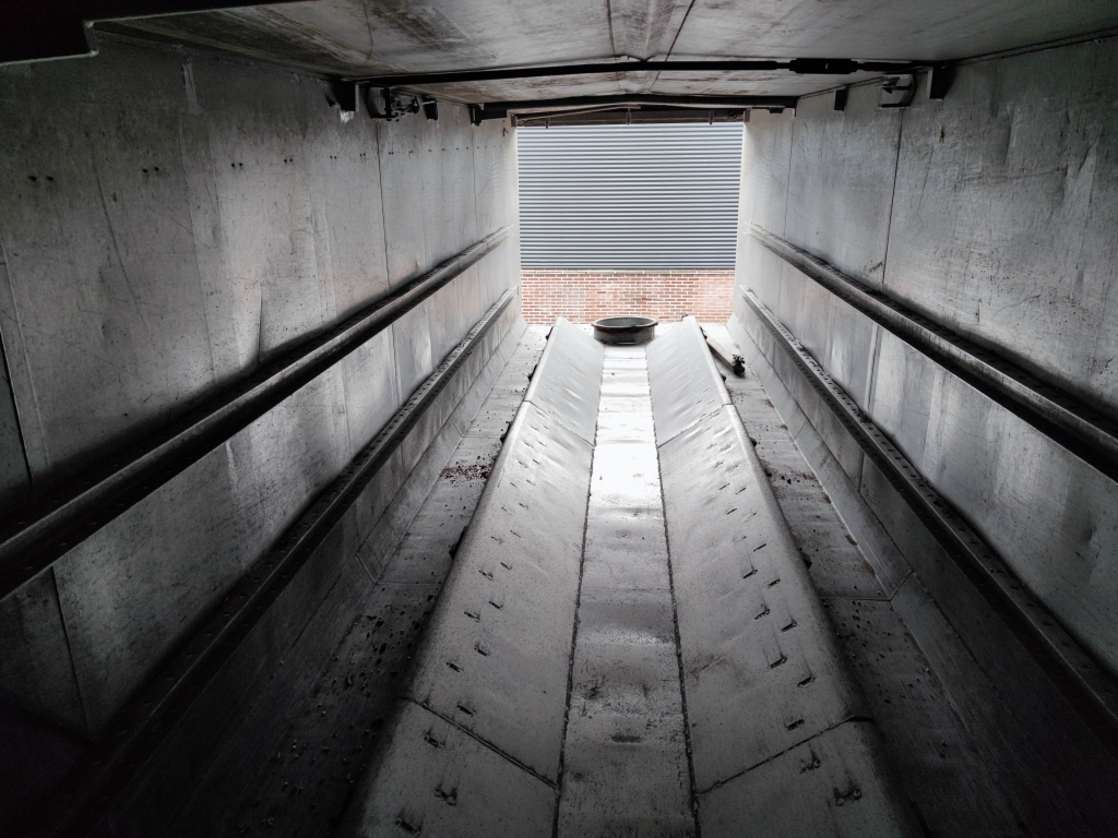 OVA 94/3040 - 3-Assige KiepTrailer - 52m³ - Voll Alu - Schijfremmen