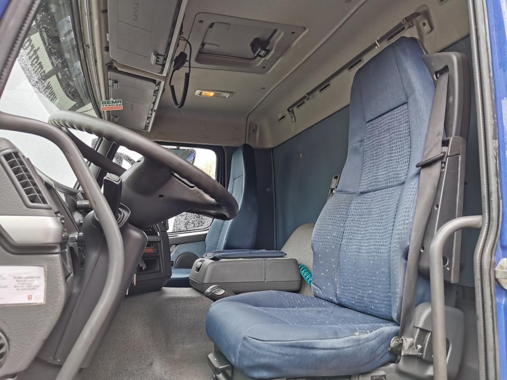 Volvo FM9-300 6X2/4 Euro5 - Kennis 16.000F / 7.10 - OpenLaadbak met Aluminium Borden