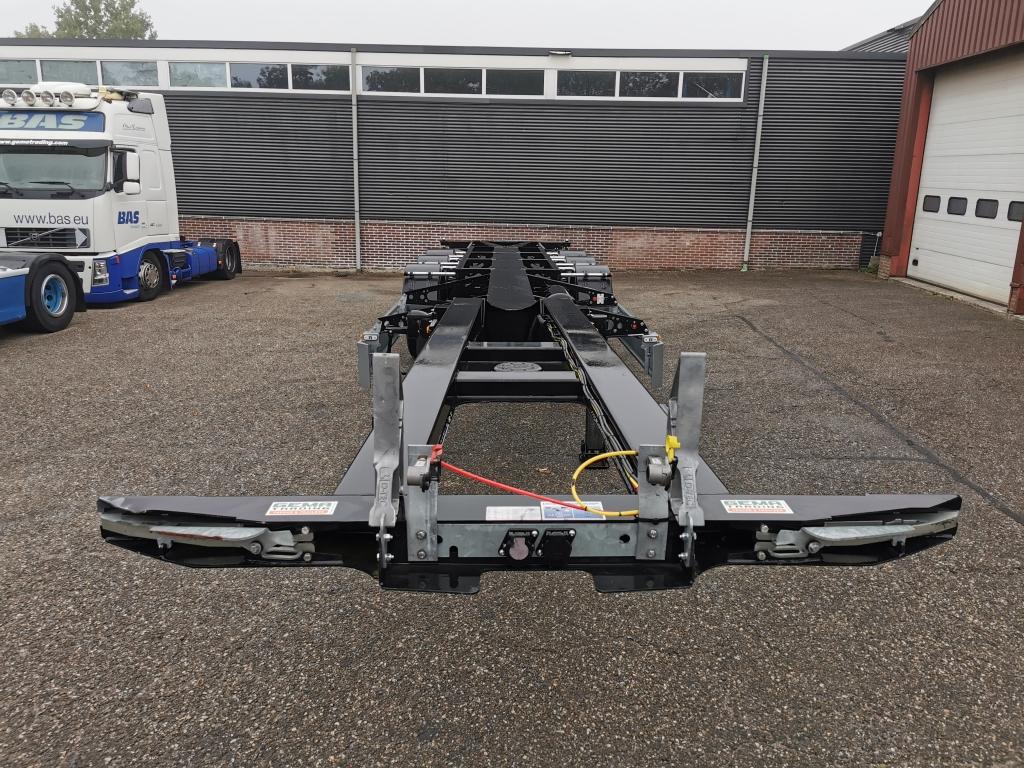 D-TEC VCC-01 3-assen BPW - Schijfremmen - Lift-as - 45ft Hi Cube - 3765kg - NEW - Unused !