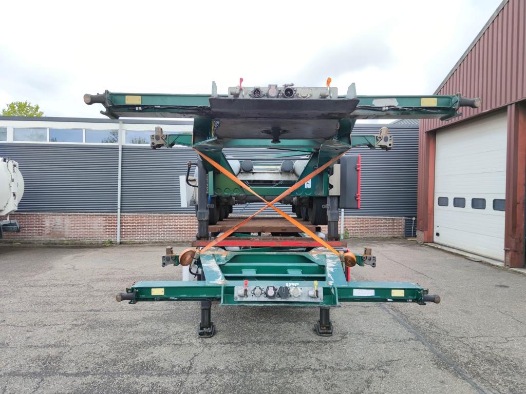 Van Hool 3B0070 - 20/30FT ADR - 3-Assen BPW - Schijfremmen - Quicklocks - 5 units Available!