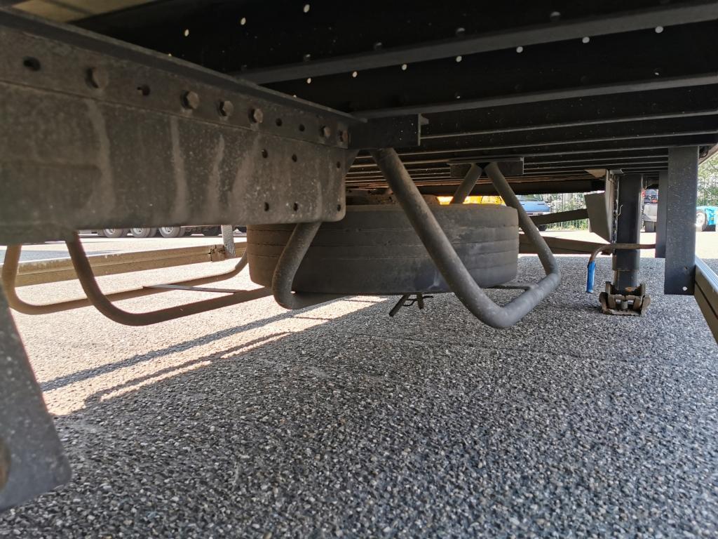 Talson F 1227 3-assen BPW - Rollerbanen Hydraroll - Confectie wanden - 3 stuks! - TOP!