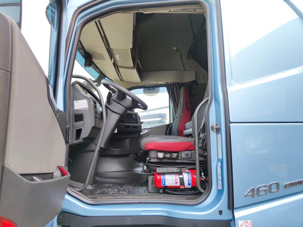 Volvo FH460 GlobbetrotterXL 4x2 Euro6 - X-Low - Retarder - IparkCool - TOP!
