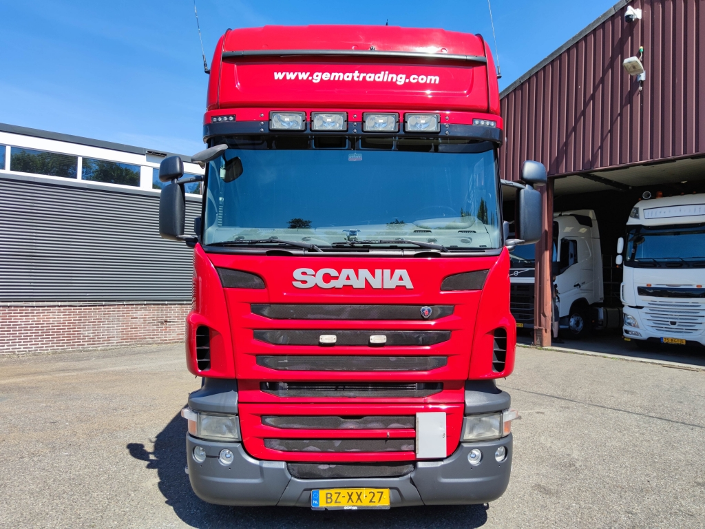 Scania R440 Topline 6x2/4 Euro 6 - 2 FuelTanks - TOP!