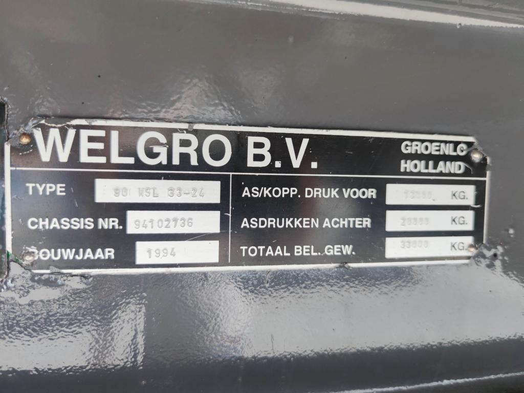 WELGRO 90 WSL 33 24
