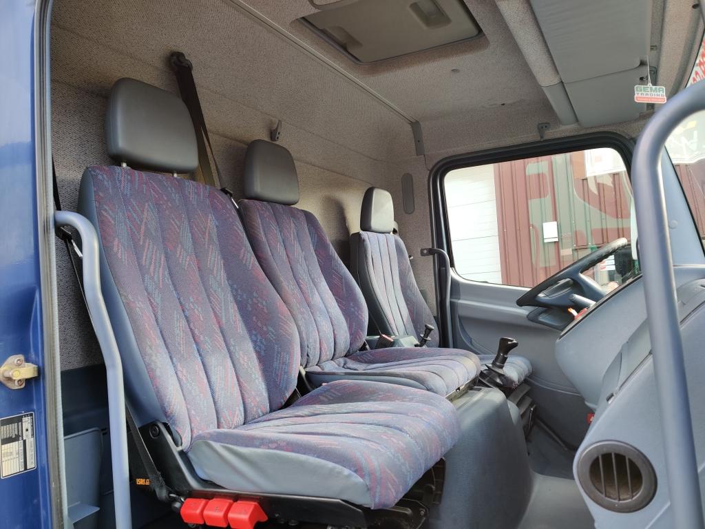Mercedes-Benz ATEGO 1215 L 4x2 Euro2 - Low Milage - Chereau Coolbox - Dhollandia Tailgate - 8/2020APK