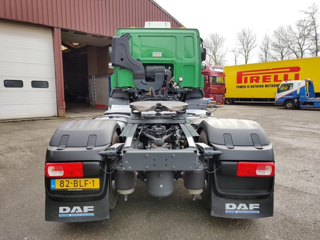 DAF CF 480 FT 4x2 Euro 6 - PTO - Hydrauliek - Overdruk unit - Top! 10/2020APK