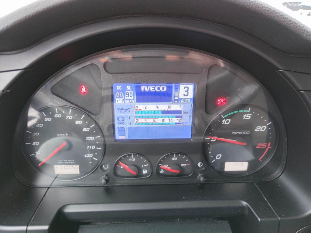 Iveco Stralis AS440S56TXP 6x2/4 Euro 6 - Intarder - Alcoa's - TOP!