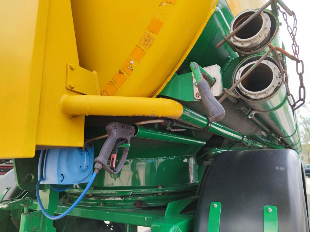 WELGRO 97WSL43-32 -  58.4 M³ - Repainted - TOP!