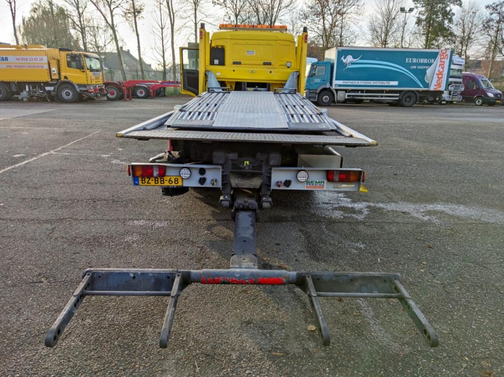 MAN TGL 12.220 4X2 Dubbele cabine Euro 5 - DGT 5502 - Ramsey lier