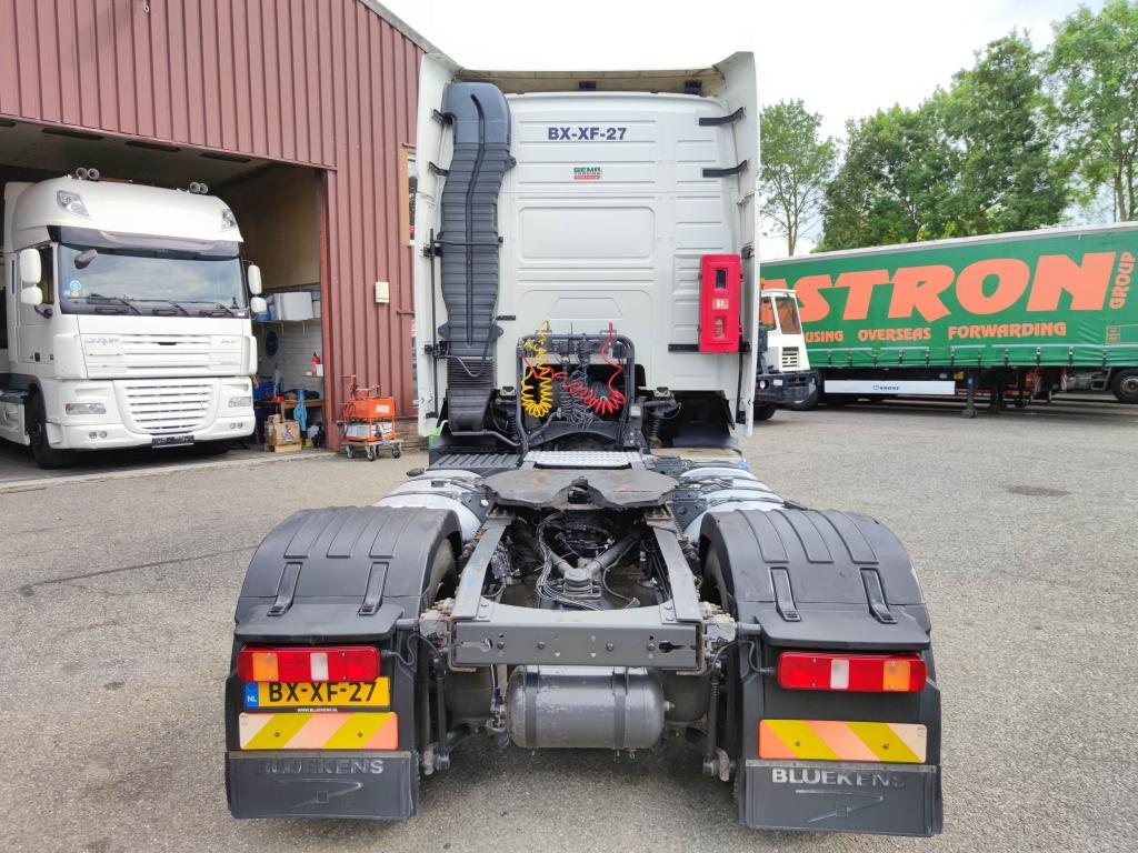 Volvo FH 420 4x2 Globetrotter XL euro 5 - 2 Fuel Tanks - TOP! 01/2022 APK