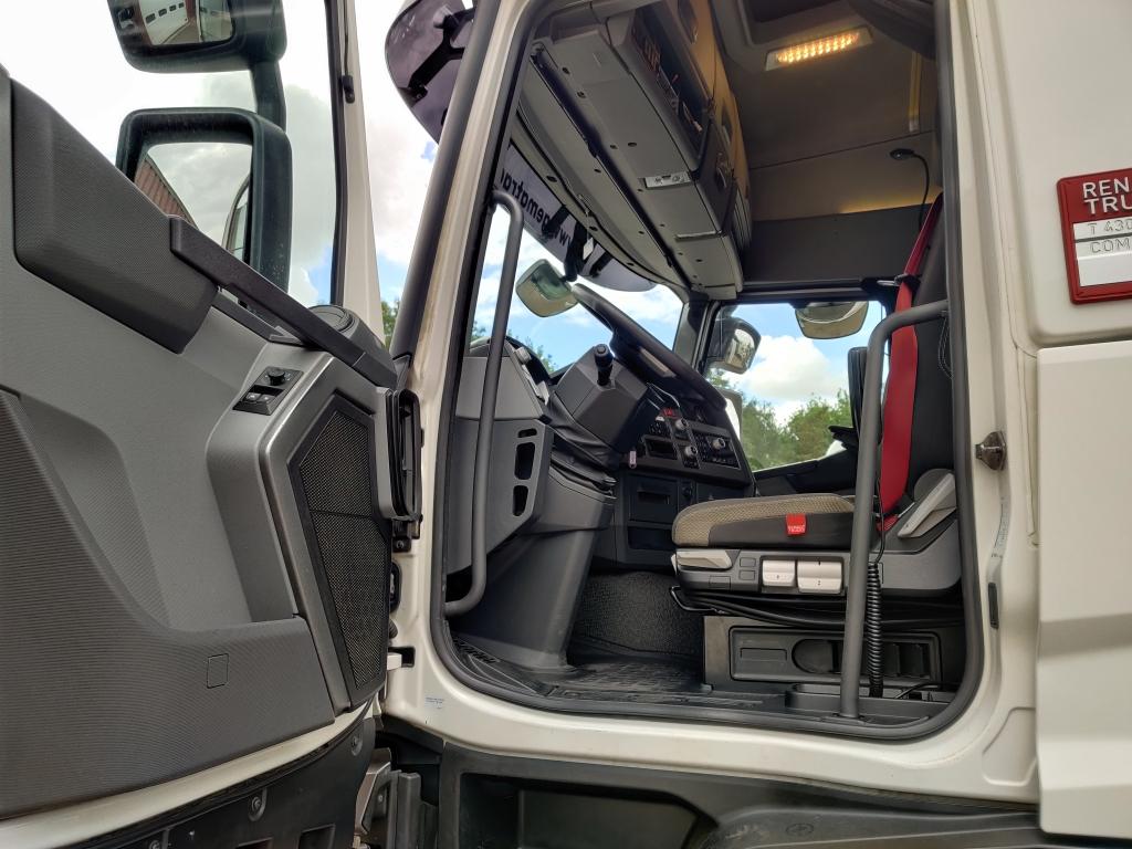 Renault T430 Sleeper 4x2 Euro6 - Side Skirts - Blackmer Compressor 1/2021APK