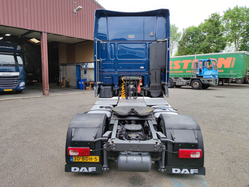 DAF FT XF 410 Superspacecab 4x2 Euro 6 - MEGA - Manual - 2 tanks - 351.000 km!