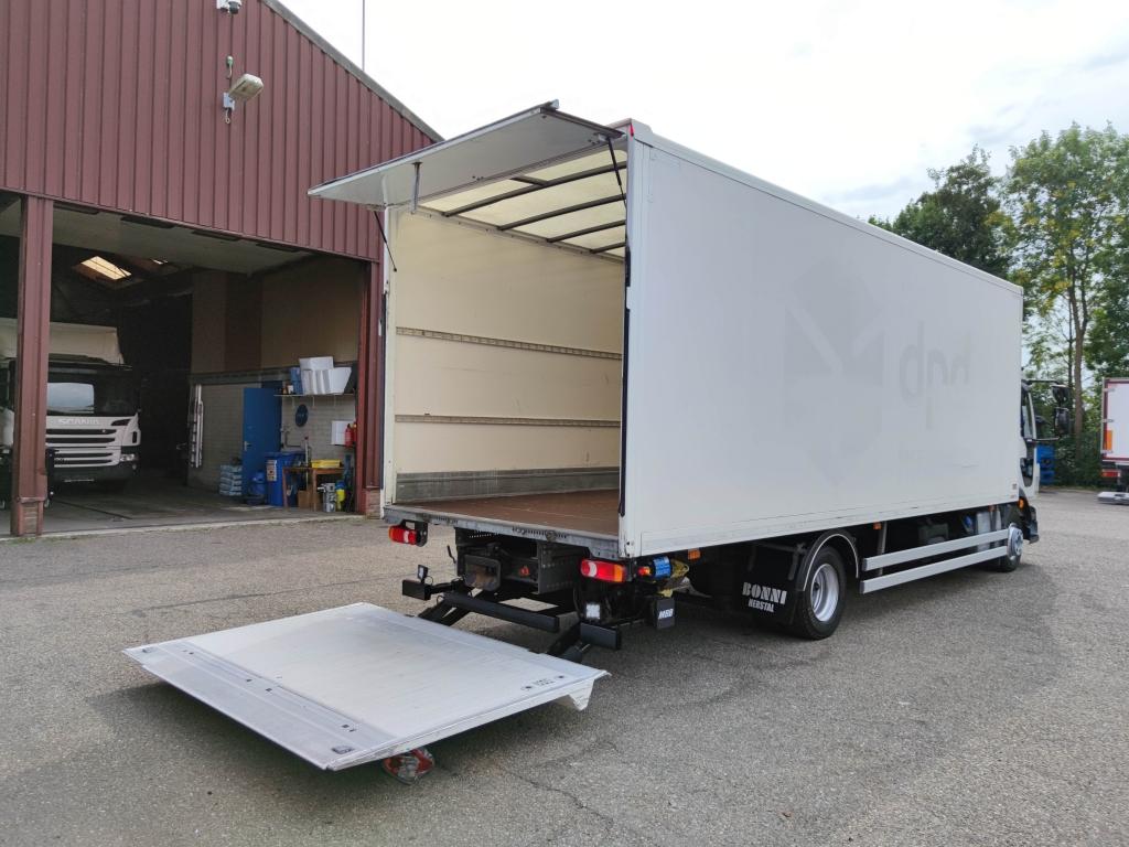 Volvo FL210 4x2 Euro6 - Junge Bak 7.22m - Laadklep 1500kg - Vangmuilkoppeling