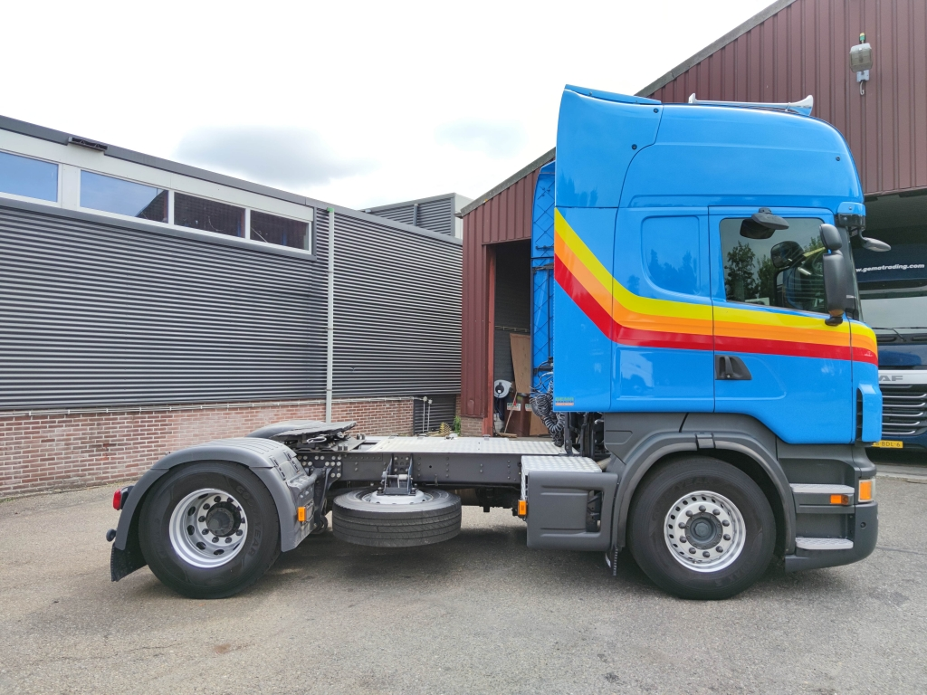 Scania R440  Topline 4x2 Euro 5 - Retarder - ManualGearbox - 305000 km! - Tyres 80%