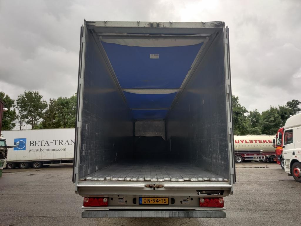 Knapen Trailers K100 KT01 3-Assen SAF - 92m³ - TOP!