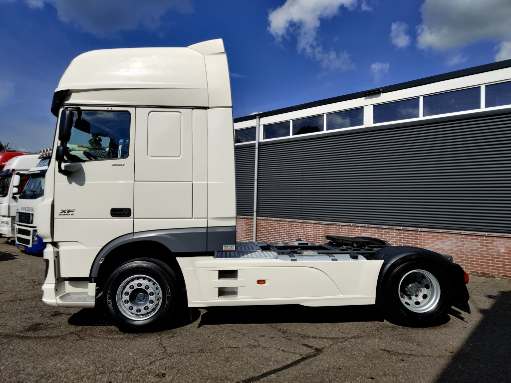 DAF FT XF460 4x2 SuperSpaceCab Euro6 - Double fuel Tanks - Tyres 60% - TOP! 12/2020APK