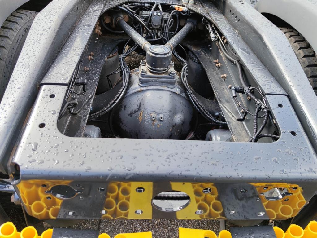 MAN TGA 26.540 6x4 XXL Euro 5 - Manual Gearbox - Intarder - TOP!