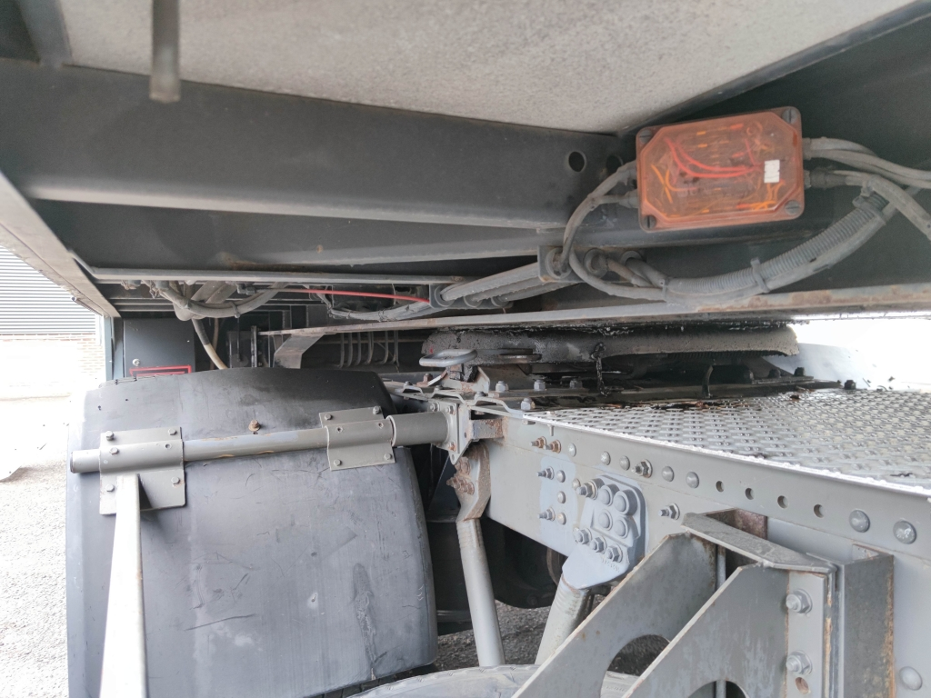 Floor FLSD0-12-10H - CAMPER / KANTOOR - Airco - Aggregaat - TENT