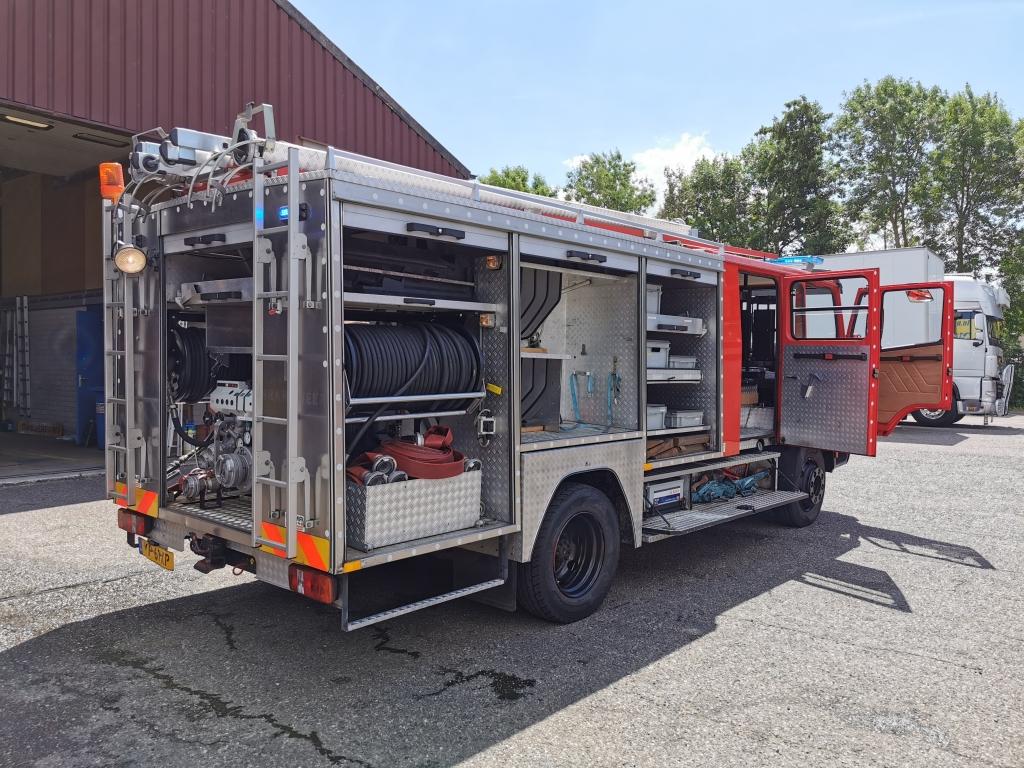 Mercedes-Benz 1117 6CIL 4x2 Euro1 Manual Gearbox Spijkstaal-Magirus  TS. LD2800 HD240 T1500 Fire Truck