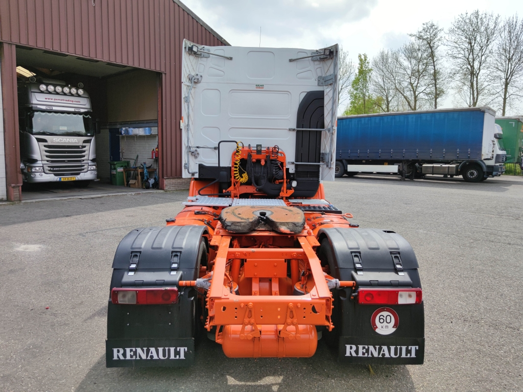Renault 410 DXI Premium 4x2 Euro 5- 2 tanks - 606.000km!