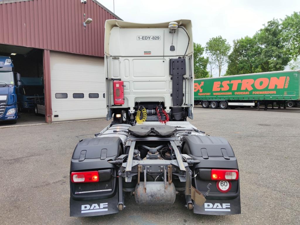 DAF FT XF105.510 4x2 SuperSpaceCab Ate - Retarder - Manual - ADR - Compressor - 04/2022 APK