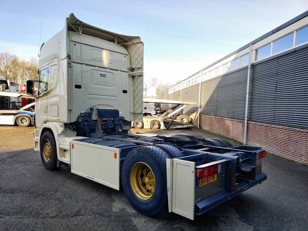 Scania R144-460 4X2 Topline Euro2 - Retarder - Low mileage - Side Skirts 2/2020APK