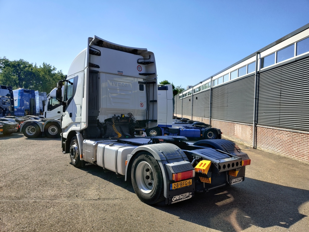 Iveco STRALIS AS440S46 4x2 Euro6 - 2 tanks - NL truck