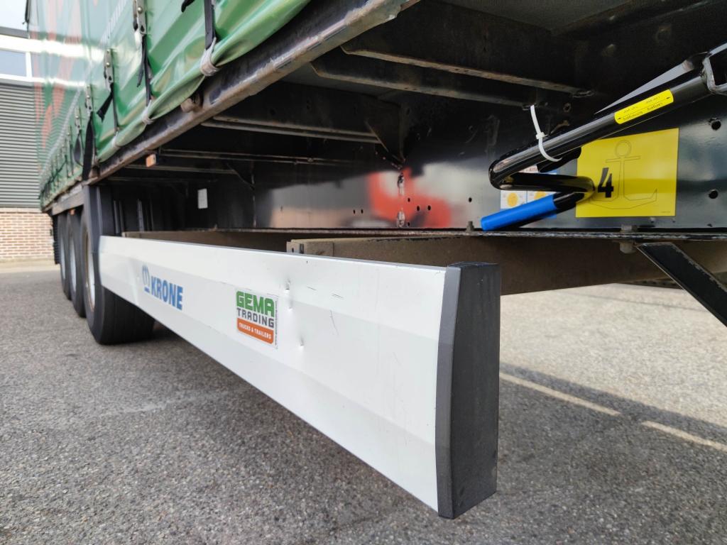 Krone SD - BPW-ecoplus - Schuifzeilen + Schuifdak - TUV XL - Meerdere uitvoorraad leverbaar!