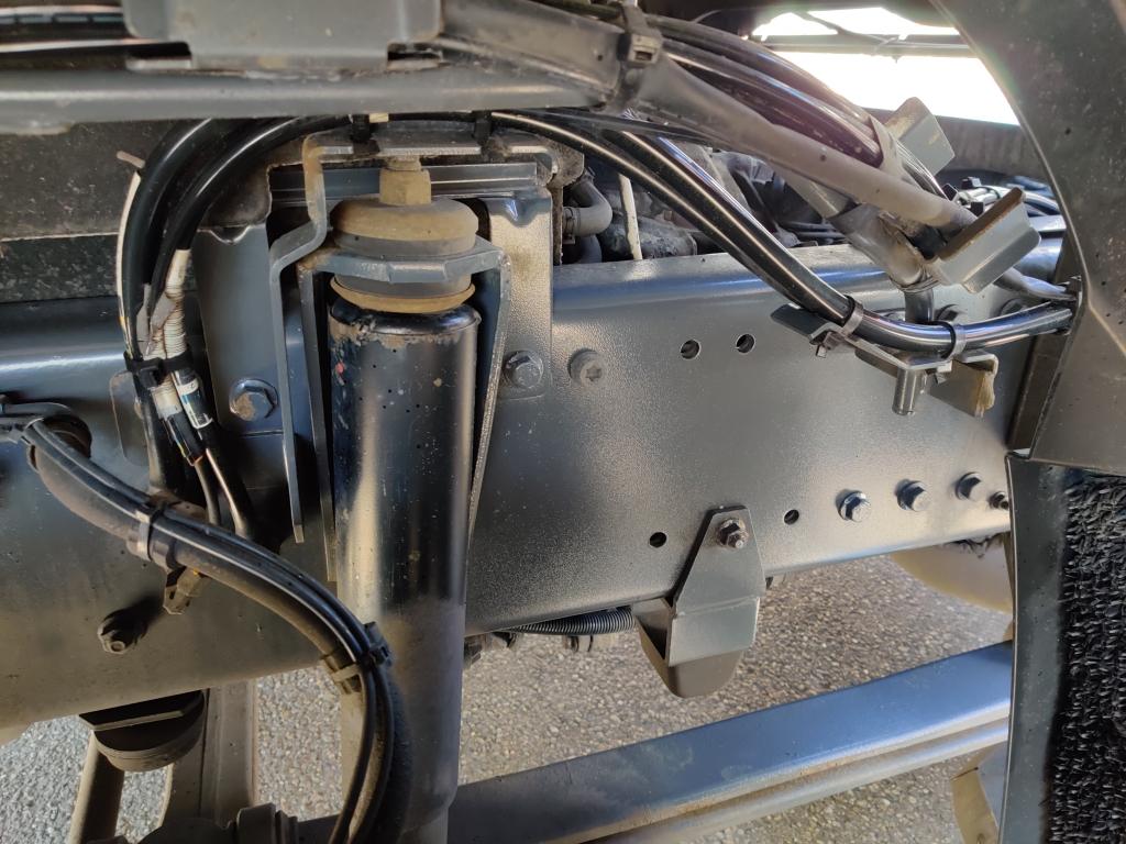 DAF FT CF85-360 4x2 SpaceCab Euro5 - Rebuild engine at 580.000 - 01/2021 APK