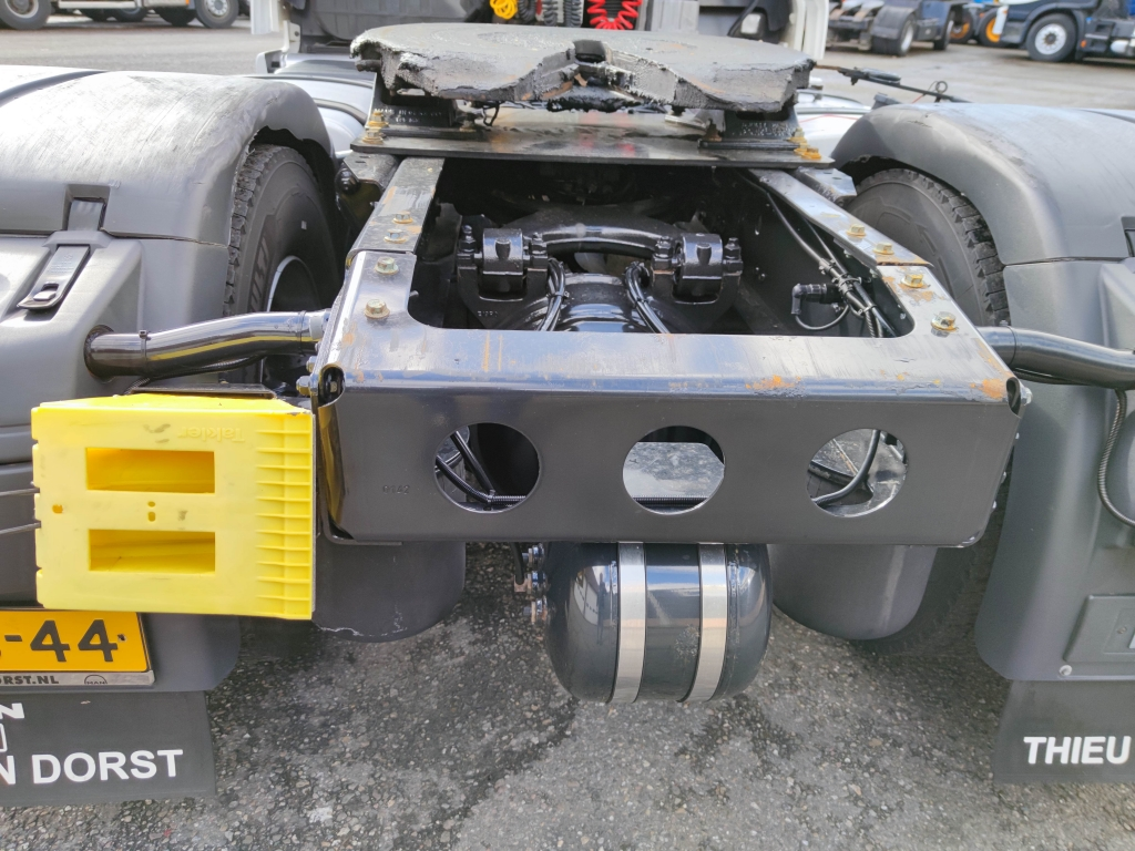 MAN TGX 18.440 4X2 XLX Euro5 - Dubbele Tanks - 70% banden - 07/2021