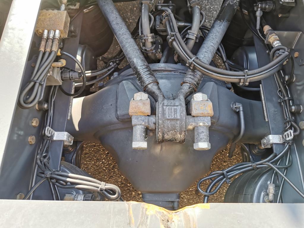 Scania R420 4x2 Highline Euro5 - Retarder - Drum Compressor 12/2020