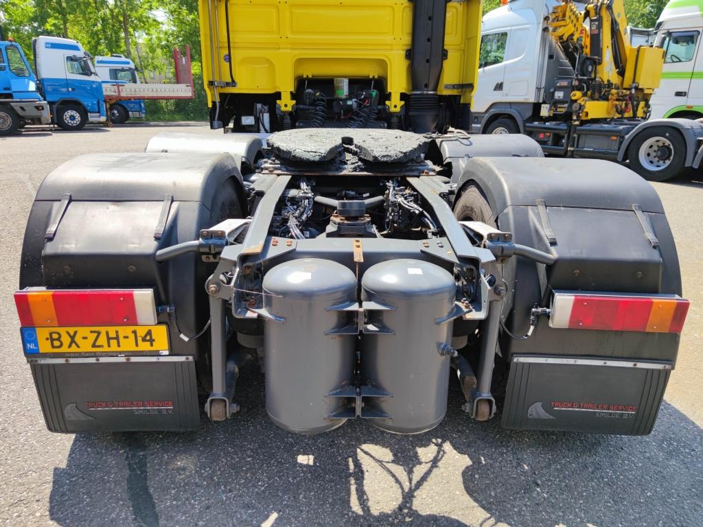 DAF FTG XF105-460 SpaceCab 6x2/4 Euro5 - Tyres 70% - 03/2022 APK