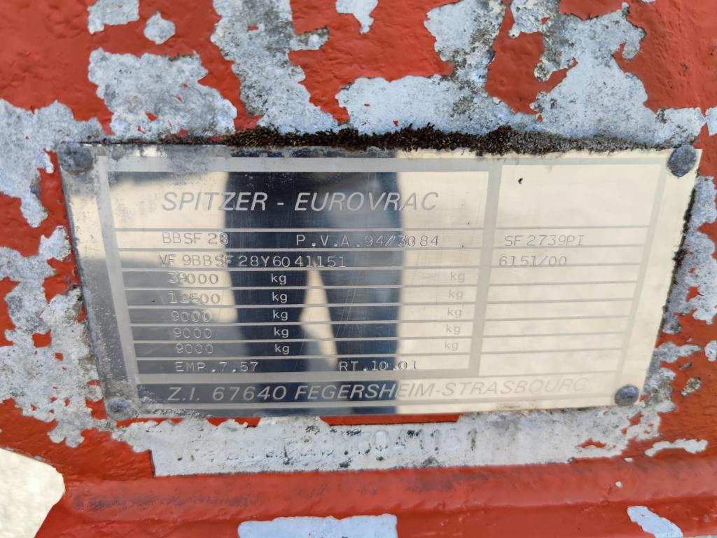 Spitzer BBS F28 EUT 39m³ SAF-Assen - Schijfremmen - ALU
