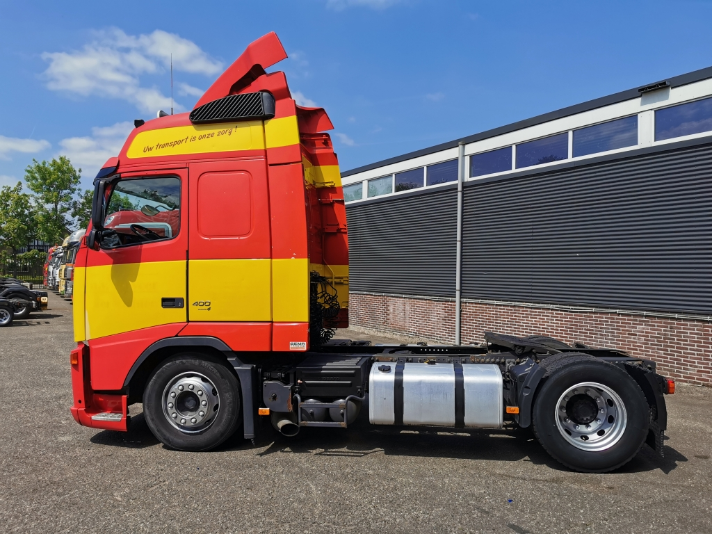 Volvo FH400 4x2 Globetrotter Euro4 - X-LOW - Double Fuel Tanks - Low Milage