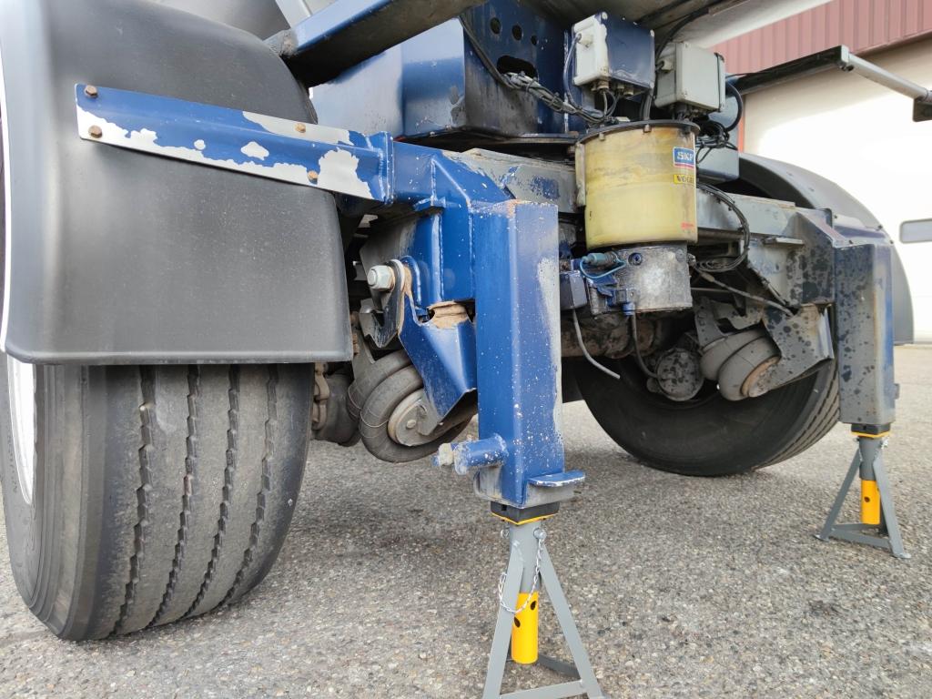 Burg BPO 1530 RGZXX - FOOD - 35.400L - Pump Hoses -2 liftaxle - 2 steering axle