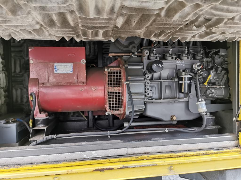 Mercedes-Benz Actros 1840 4x2 Workshop - 25kva Aggregaat - 159.000km! - TOP!
