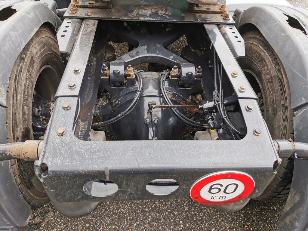 MAN TGA 18.430 4x2 Euro3 - Intarder - PTO - Hydraulic