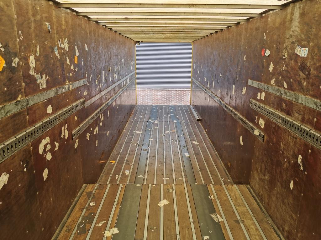 Floor FLSDO-12-10H1 1-as BPW gestuurd - City 11.5M - Semi - Alumiumopbouw - Hardhoutenvloer - Bovenbouw en Chassis gestraald en gespoten!