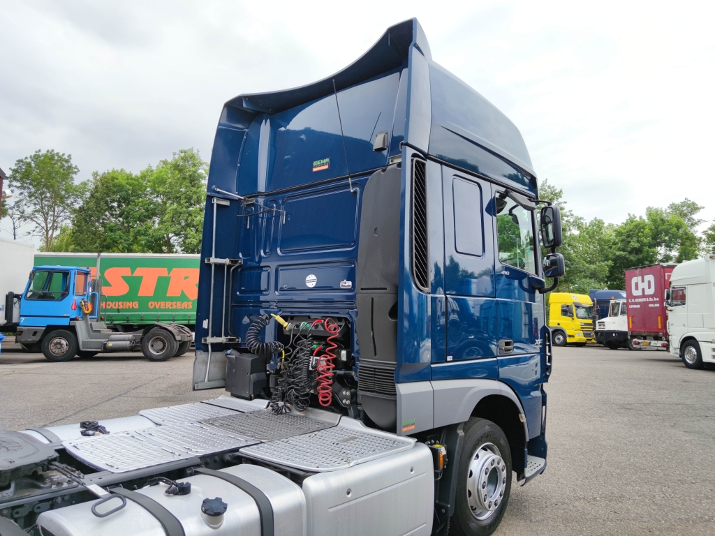 DAF FT XF410 SuperSpaceCab 4x2 Euro6 - Manual - 2 FuelTanks - 278.000km! TOP!