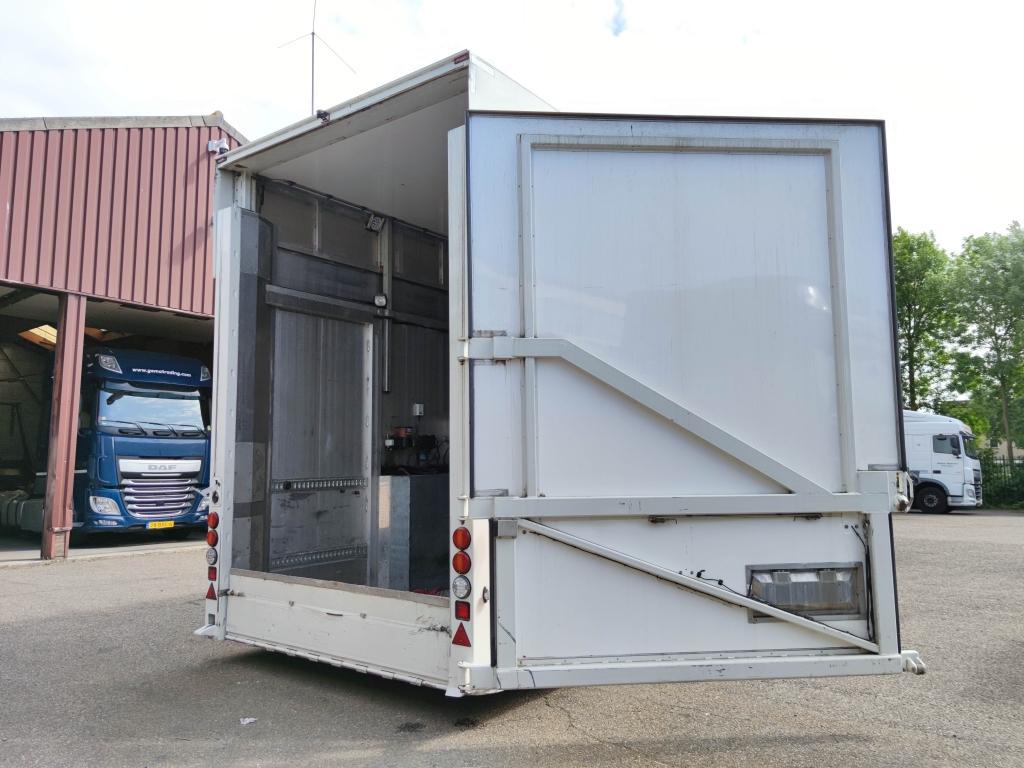 Berdex OL 1527 - Hefdak - 3.00m Breed - Heftruck Transport - TOP!