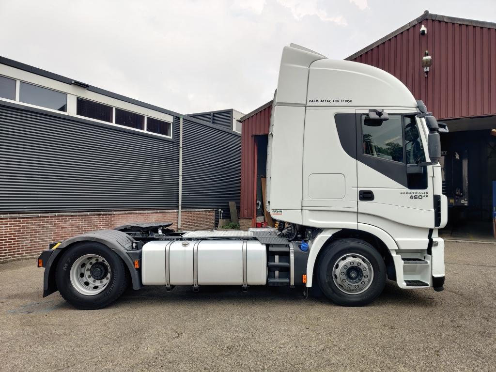 Iveco STRALIS AS440S46 4x2 Euro6 - 2 tanks - NL truck 7/2021APK