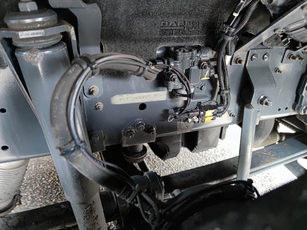 DAF FT XF460 SuperSpaceCab 4x2 Euro6 - 2 tanks - 50% rebuilt engine - 01/2022 APK