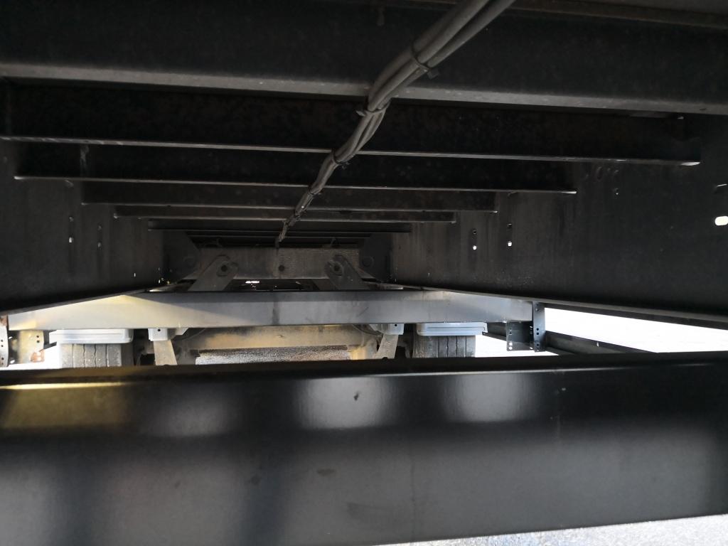 Kögel S24-1 3-assen SAF - TUV XL - Kunststofkisten - Reservewiel  TOP!