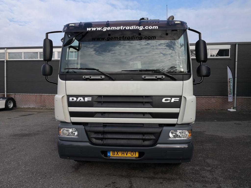 DAF FAG CF75-250 6x2/4 Euro5 - Manual - NORBA 18.6m3 + Terberg TA-DE - TOP!