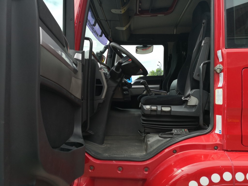 MAN TGS 26.480 6x2/4 Euro4 - Retarder - Pesci SE425 - 4H+2H - Manual -  03/2020APK