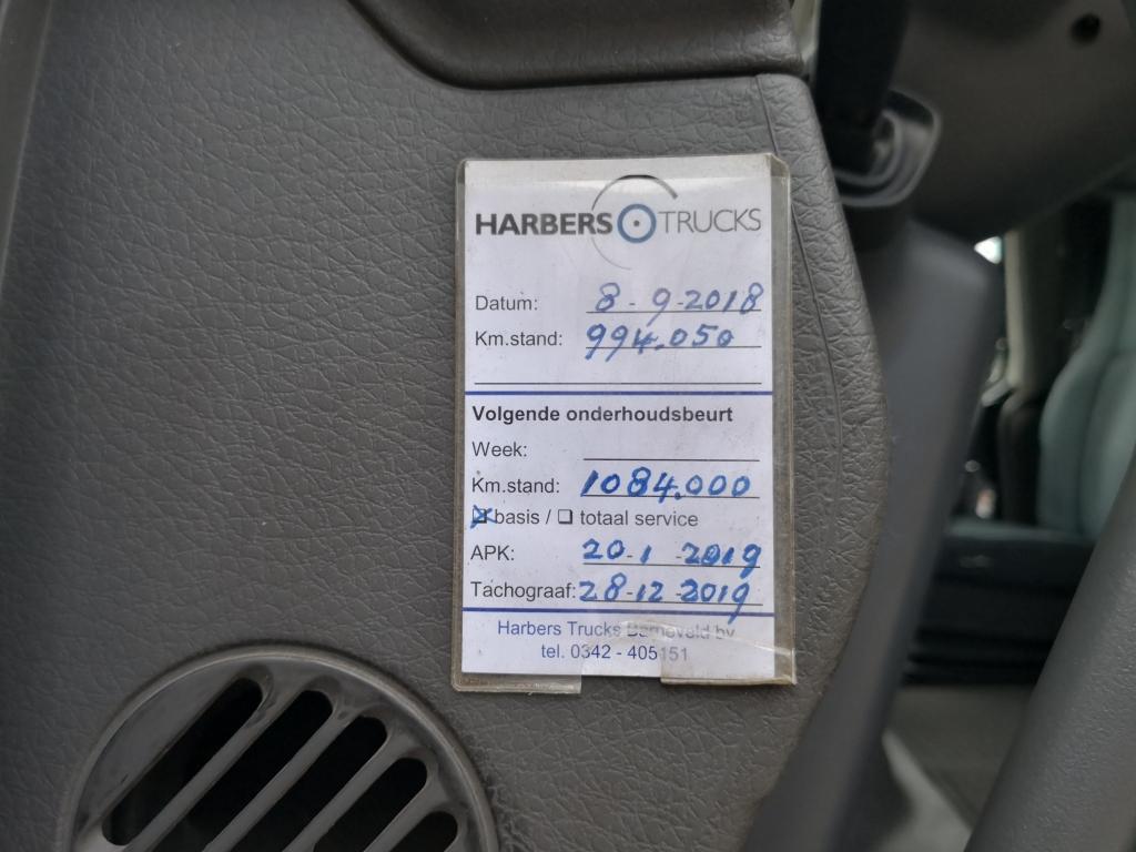 Volvo FH 500 EEV 6X2/4 Globetrotter XL - Walkingfloor + Kiephydrauliek - Alcoa's - 01/2020 APK